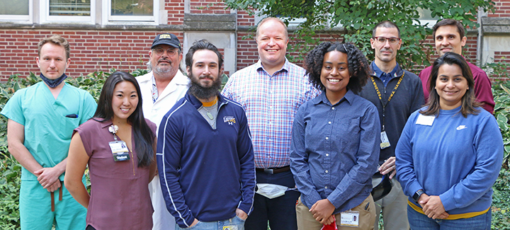 Caster-Allen-Spitz lab faculty and staff